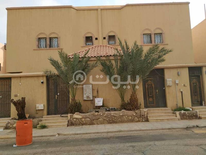 For rent duplex in Al Iskan 2 district, Buraydah