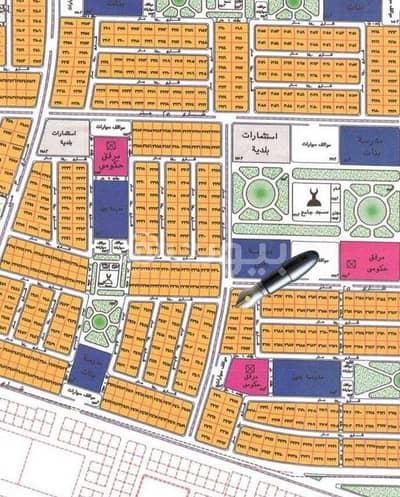 ارض سكنية  للبيع في رابغ، المنطقة الغربية - أرض سكنية   300م2 للبيع بحي النعيم، رابغ