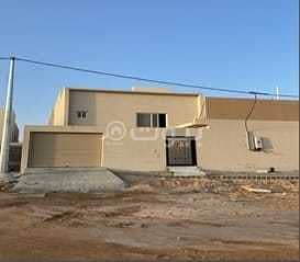 Villa for sale in Al Salman scheme, Buraydah