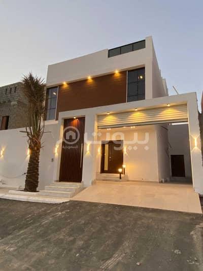 فیلا 6 غرف نوم للبيع في جدة، المنطقة الغربية - للبيع فيلا فاخرة ابحر الشمالية، شمال جدة