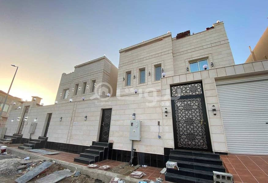 Detached Villa For Sale In Taiba District, North Jeddah