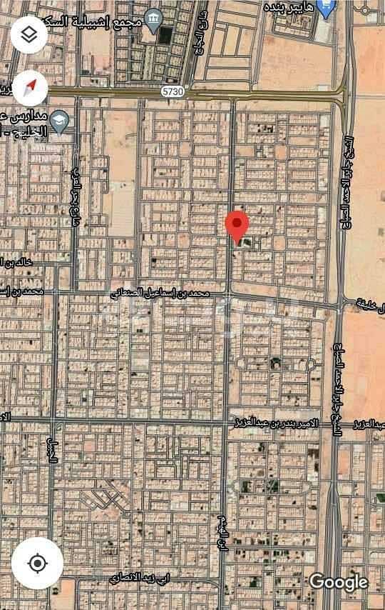 أرض تجارية للبيع بالخليج، شرق الرياض