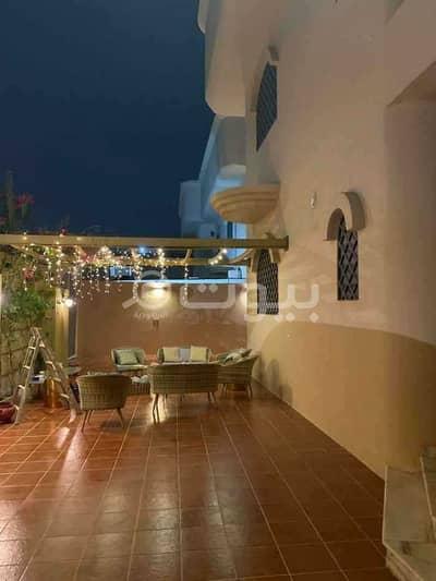 5 Bedroom Villa for Sale in Riyadh, Riyadh Region - Two Floors Detached Villa For Sale In Al Rayyan, East Riyadh
