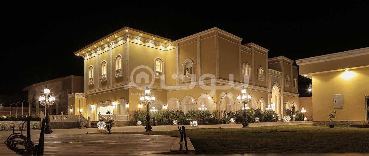 قصر جديد للبيع في الخزامى، غرب الرياض