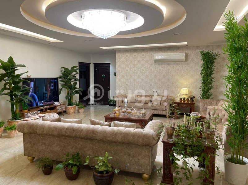 Distinctive villa for sale in Dhahrat Laban district, west of Riyadh