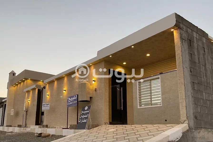Villa with park for sale in Taiba district, Al Duwadimi