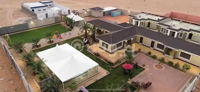 شاليه  للبيع في الزلفي، منطقة الرياض - شالية مودرن جديد مفروش للبيع في الزلفي