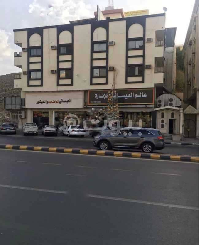 عمارة تجارية للبيع بحي الرصيفة، مكة المكرمة
