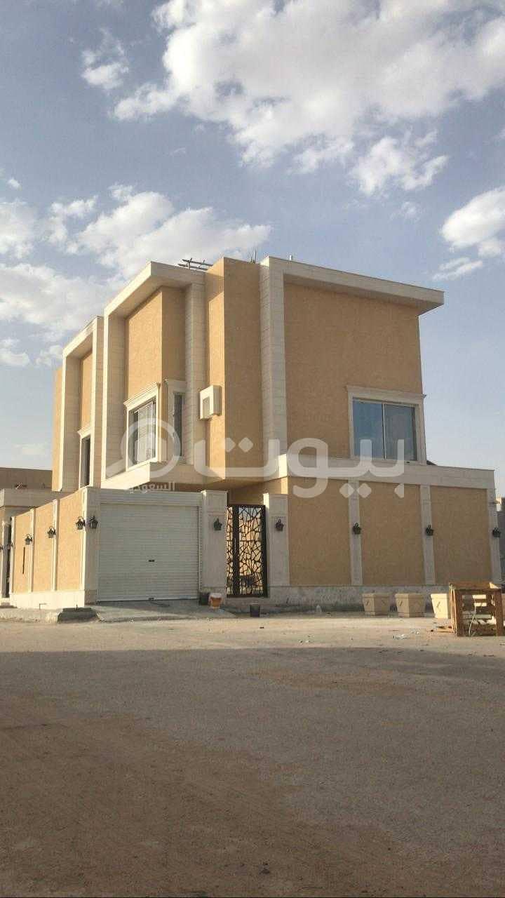 Villa   Distinctive features for sale in Al Munsiyah, East of Riyadh