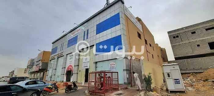 مكتب تجاري للإيجار في حي الملقا، شمال الرياض
