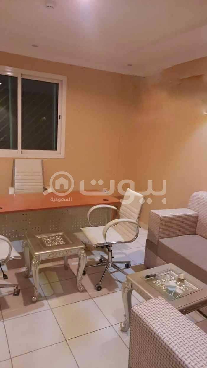 مكتب للايجار في الملقا، شمال الرياض