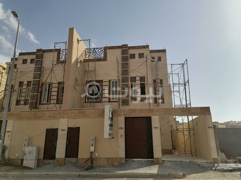 For sale a modern villa in Taiba District district, north of Jeddah
