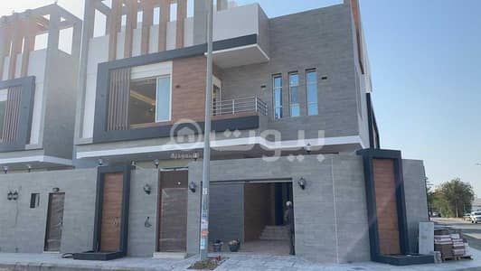 فیلا 5 غرف نوم للبيع في جدة، المنطقة الغربية - فيلا مودرن في حي البساتين، شمال جدة