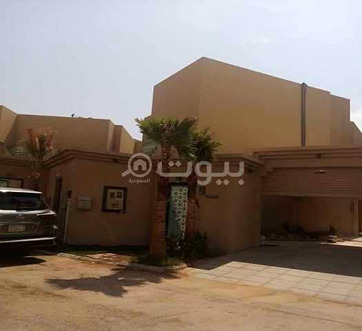 فيلا فخمة للإيجار في المرسلات، شمال الرياض