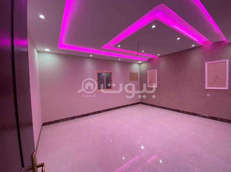 شقة (تحت الإنشاء) للبيع في حي التيسير، وسط جدة