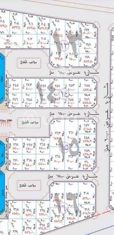 ارض سكنية  للبيع في عنيزة، منطقة القصيم - للبيع أرض سكنية في حي الفاخرية، عنيزة