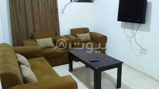 2 Bedroom Flat for Rent in Jeddah, Western Region - Furnished apartment for rent in Al-Abbas Bin Abdul Al Muttalib St. in Al Sharafeyah, north of Jeddah