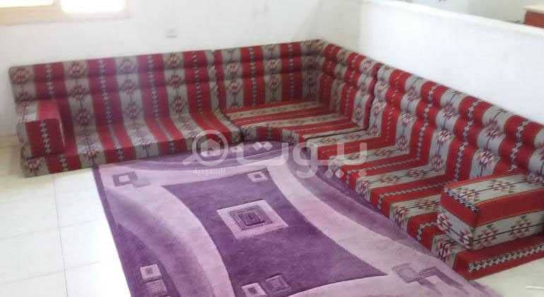 Furnished apartment for rent in Al Sharafeyah, North Jeddah