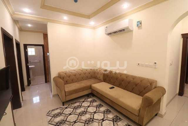 Furnished apartment for rent in Al Salamah, North Jeddah