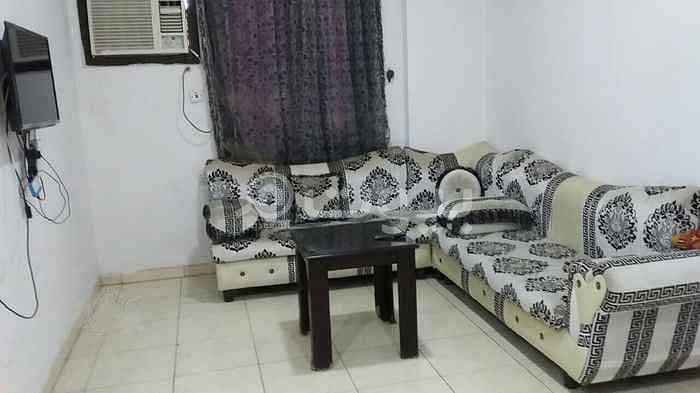 Apartment for rent in Al Sharafeyah, north of Jeddah