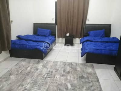 1 Bedroom Apartment for Rent in Jeddah, Western Region - Furnished apartments for monthly rent in Al Rabwa, Hira Street North of Jeddah