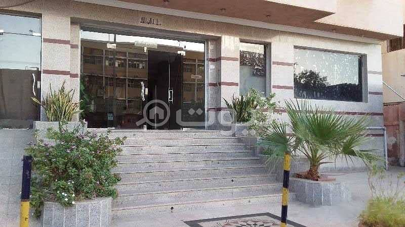 Furnished apartment for rent in Al Sharafeyah District, North Jeddah