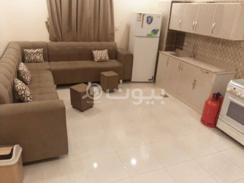 For Rent Furnished Apartments In Al Rehab, North Jeddah