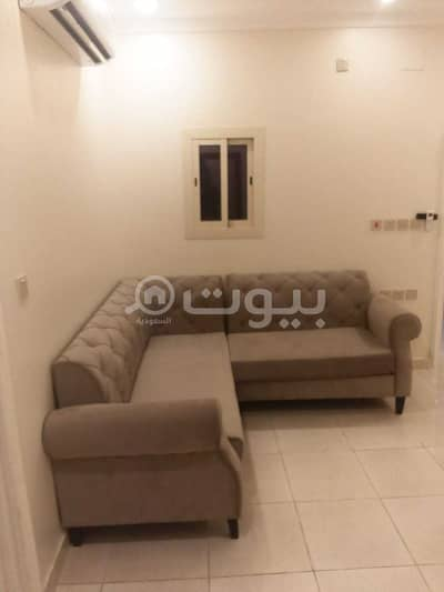 1 Bedroom Flat for Rent in Jeddah, Western Region - Furnished apartment for rent in Al Aziziyah, North Jeddah