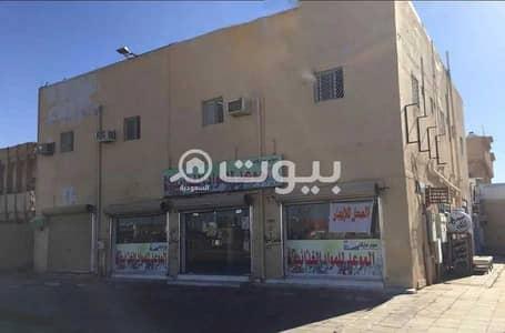 عمارة تجارية  للايجار في رفحاء، منطقة الحدود الشمالية - عمارة تجارية للايجار بحي المحمدية، رفحاء
