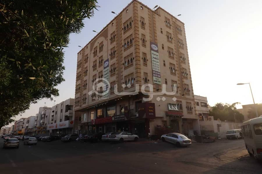 New furnished apartments for rent in Al Salamah, north of Jeddah