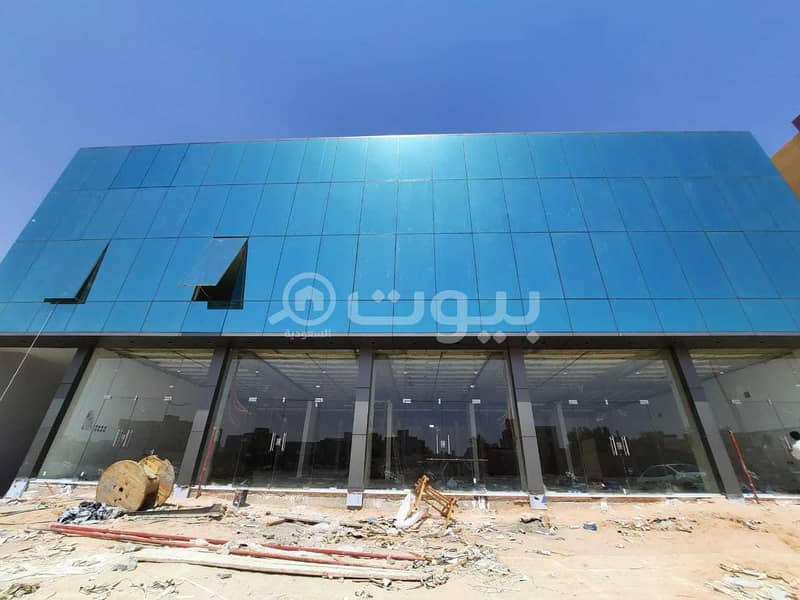 عمارة تجارية للايجار في العارض، شمال الرياض