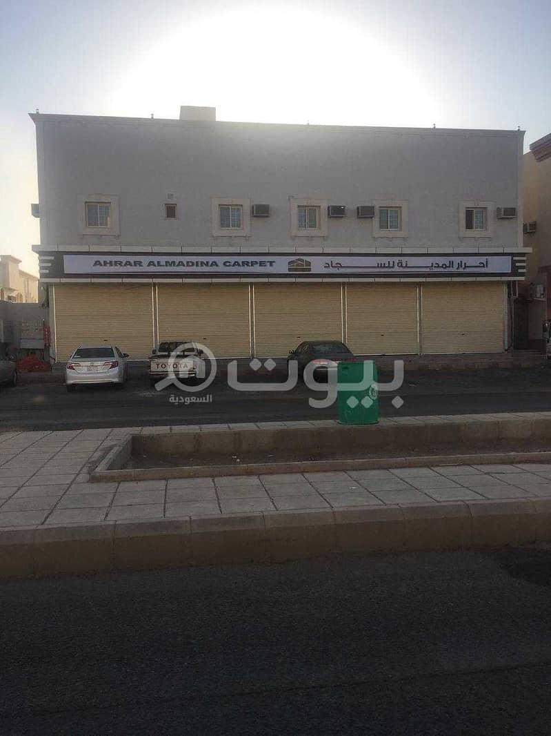عمارة تجارية للبيع في العزيزية، المدينة المنورة