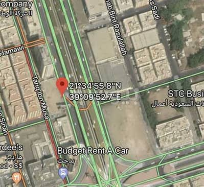 ارض تجارية  للايجار في جدة، المنطقة الغربية - أرض تجارية للإستثمار في السلامة، شمال جدة