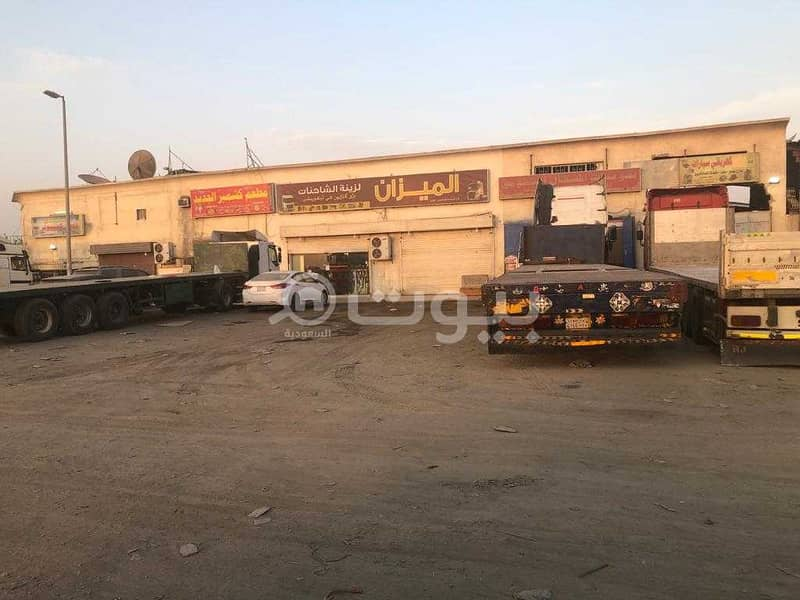 Commercial land for sale in Al Jawhara district, south of Jeddah