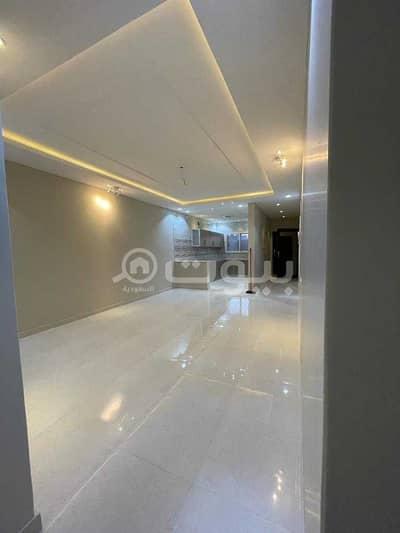 2 Bedroom Apartment for Rent in Riyadh, Riyadh Region - Apartment with roof for rent in Al Yasmin, North Riyadh
