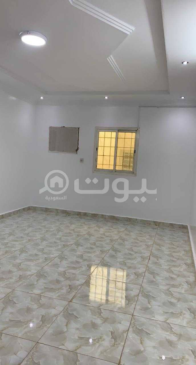 شقة عوائل للايجار في ظهرة لبن، غرب الرياض
