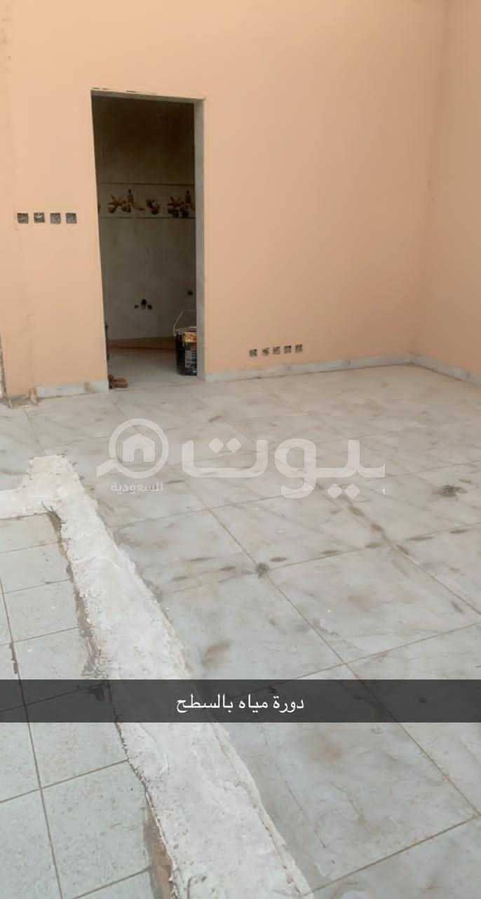 شقة للبيع بحي اليرموك الغربي، شرق الرياض