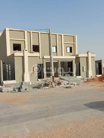 4 Bedroom Villa for Sale in Riyadh, Riyadh Region - 2 duplex villas for sale in Al Bayan Neighborhood, East of Riyadh
