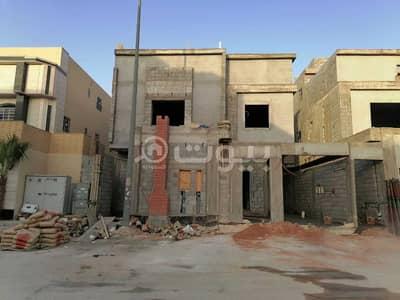 5 Bedroom Villa for Sale in Riyadh, Riyadh Region - Villas Under construction for sale in Al Saadah, East of Riyadh