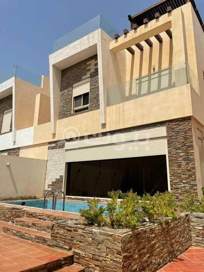 فیلا 8 غرف نوم للبيع في جدة، المنطقة الغربية - فيلا فاخرة للبيع في حي النور، أبحر الجنوبية، شمال جدة