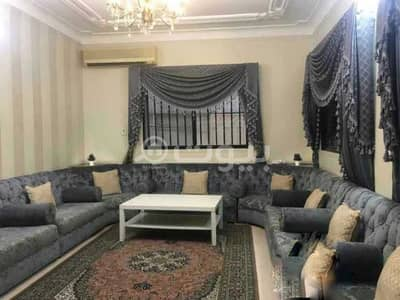 5 Bedroom Villa for Sale in Jeddah, Western Region - Internal Staircase Villa For Sale In Al Zahraa, North Jeddah