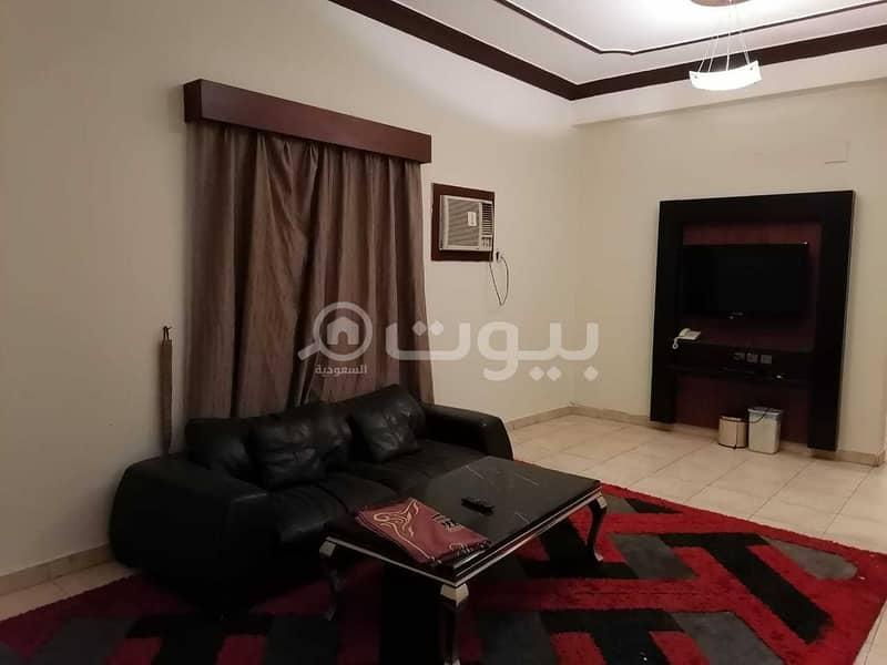 عمارة تجارية سكنية للإيجار بحي غرناطة، شرق الرياض