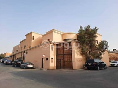 5 Bedroom Villa for Sale in Riyadh, Riyadh Region - Corner Villa for sale in Umm Al Hamam Al Sharqi, west of Riyadh