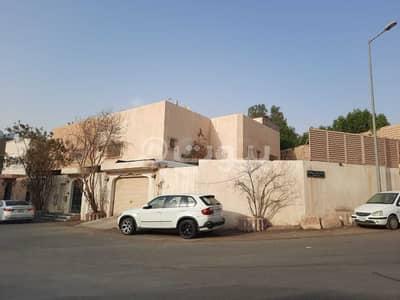 5 Bedroom Villa for Sale in Riyadh, Riyadh Region - Corner villa for sale in Umm Al Hamam Al Sharqi, west of Riyadh   5 BR