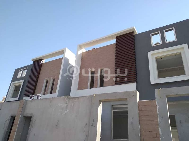 Modern villa with a pool for sale in Al Lulu, North of Jeddah