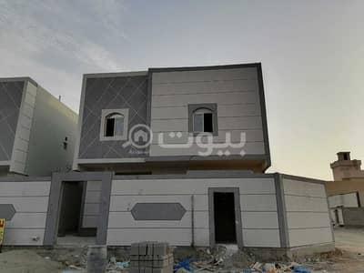 6 Bedroom Villa for Sale in Jeddah, Western Region - New villa for sale in Al Wafa Scheme, North Jeddah