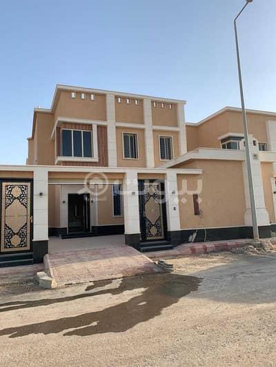 4 Bedroom Villa for Sale in Al Kharj, Riyadh Region - Luxury villas for sale in Al Jawhara, Al Kharj