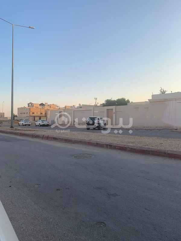 Commercial land for sale in Dhahrat Laban, west of Riyadh