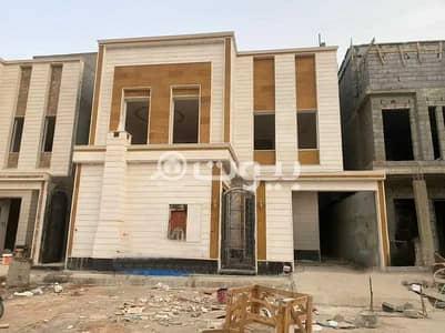 5 Bedroom Villa for Sale in Riyadh, Riyadh Region - internal staircase villa and apartment in Al Rimal, east of Riyadh