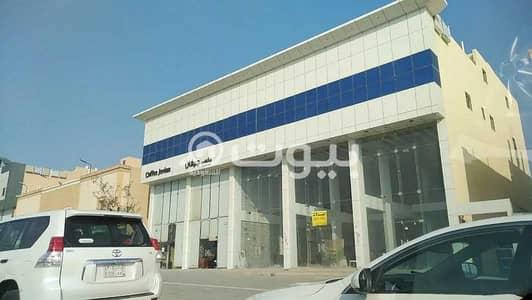 Showroom for Rent in Riyadh, Riyadh Region - Laban showrooms for rent in Dhahrat Laban, west of Riyadh